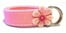 Pink Flower Power Girls Belt