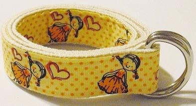 Merry Girls Belt by Cute Beltz
