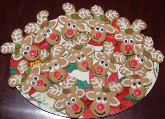 Holiday Cookies Oh What Fun It Is To Decorate Cute Beltz Cute