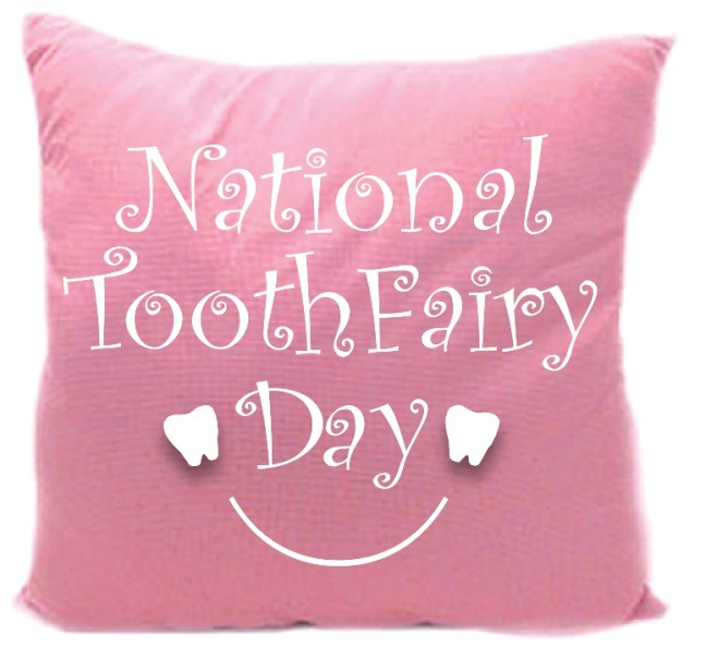Happy Tooth Fairy Day!