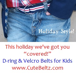 Nautical Boys Belt_Cute Beltz