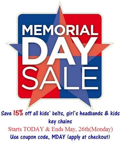 Cute Beltz Memorial Day Sale