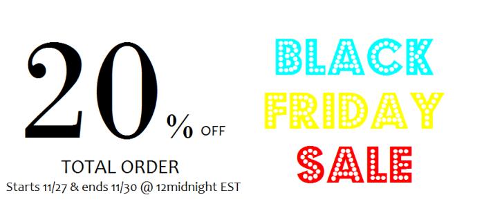 Cute Beltz Black Friday & SmallBizSat Deals