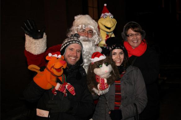 Fifth Avenue Holiday Tree Lighting