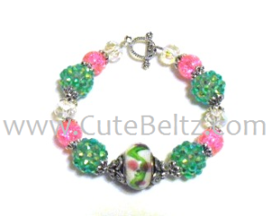Love and light bracelet_cute beltz_copyright