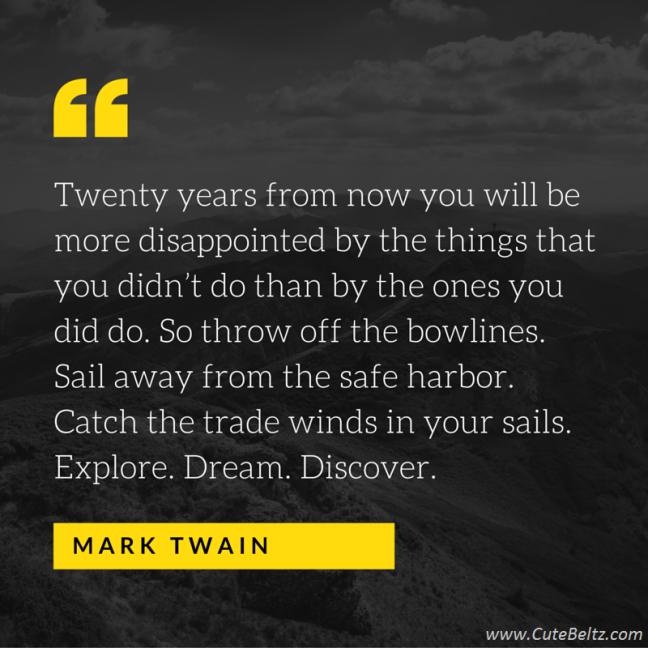 Words of Wisdom by Mark Twain