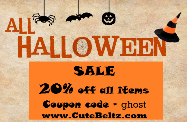 Cute Beltz Halloween Sale