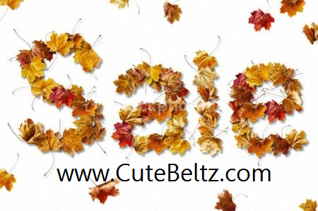 Cute Beltz Sale - 20% off all items