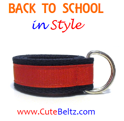 Cute Beltz Preppy Boys Belt